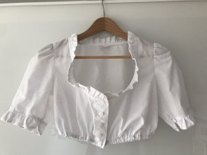 Mode aus Salzburg by h.moser Traditional Blouse white