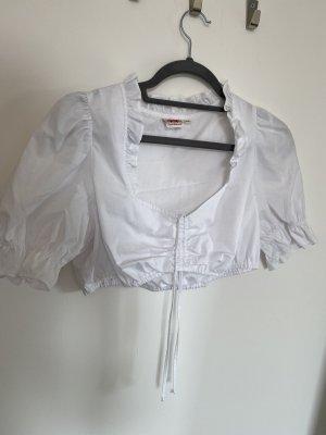 Spieth & Wensky Blusa tradizionale bianco