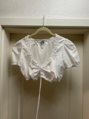 Hammerschmid Traditional Blouse natural white