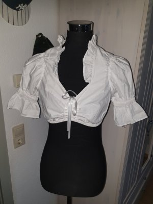 Edelnice Vestido Dirndl blanco