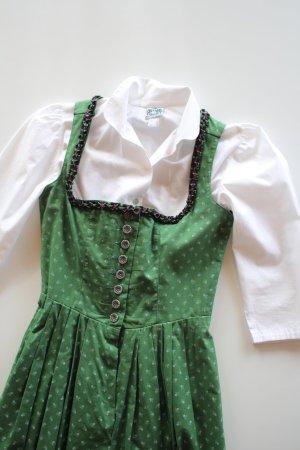Hammerschmid Folkloristische blouse wit Katoen