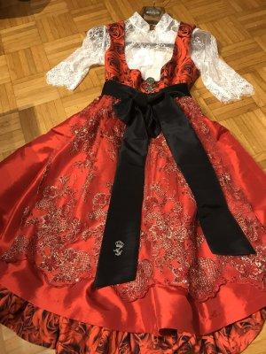 Astrid Söll Vestido corsage multicolor