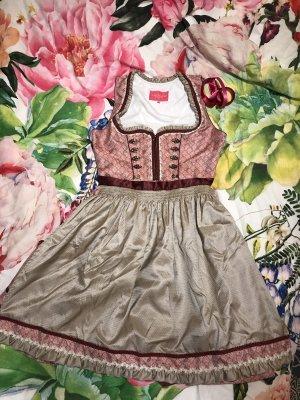 Krüger Dirndl Corsage Dress multicolored