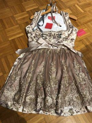 Krüger Dirndl Robe à corsage multicolore