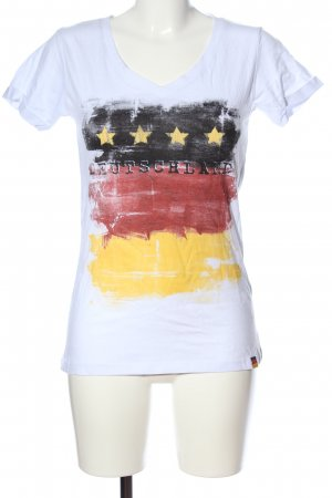 dirts T-Shirt Motivdruck Casual-Look