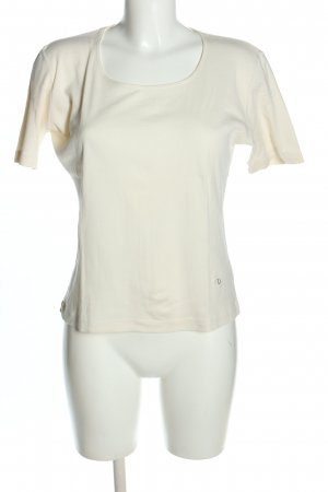Dismero T-Shirt creme Casual-Look