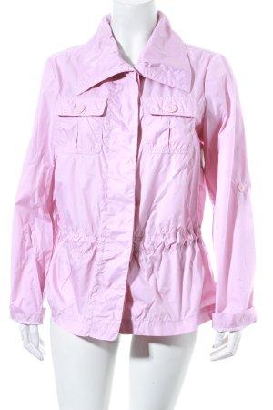 Dismero Übergangsjacke rosa Casual-Look
