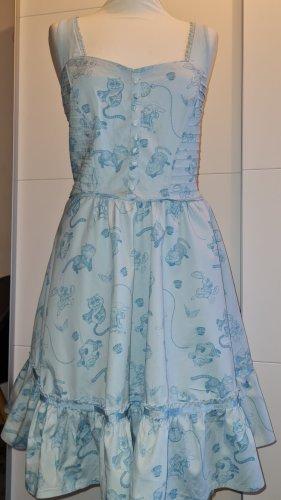 Disney Robe de bal bleu azur