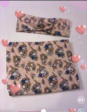 Disney Écharpe d'été crème-chameau