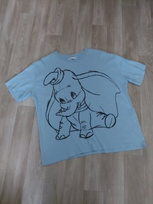 Disney T-shirt azzurro