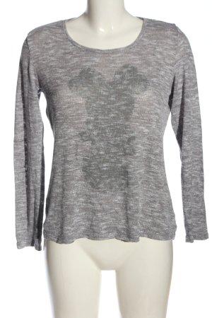 Disney  grigio chiaro-bianco puntinato stile casual