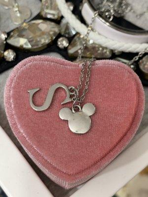 Disney Collana con nome argento