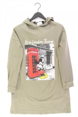 Disney Hooded Dress olive green cotton