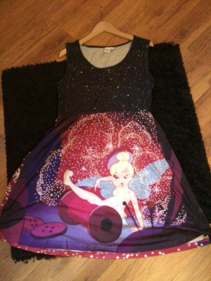 Disney Stretch Dress multicolored polyester