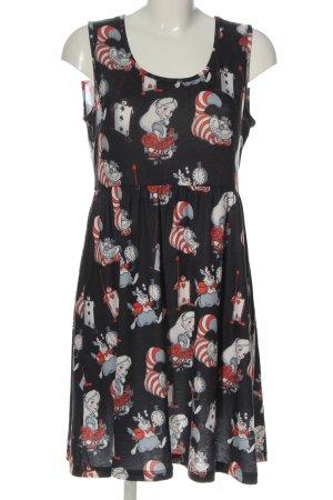 Disney Shortsleeve Dress allover print casual look