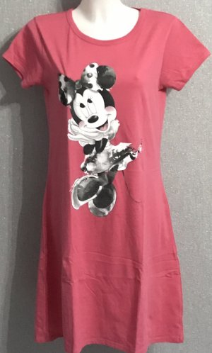 Disney Minnie Maus Longshirt Nachthemd rot S/M/L Neu OVP