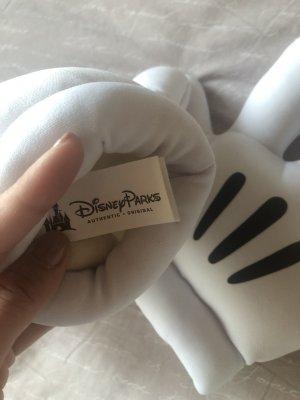 Disneyland Gants doublés blanc-noir