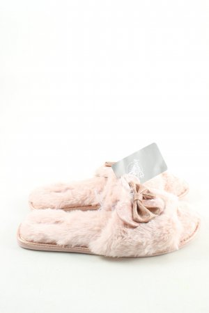 Disney Sloffen roze casual uitstraling