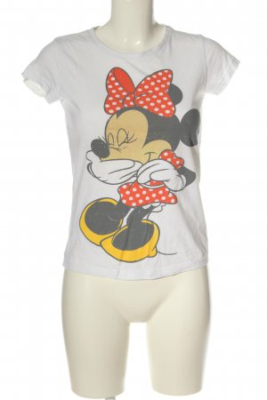 Disney Print Shirt themed print casual look