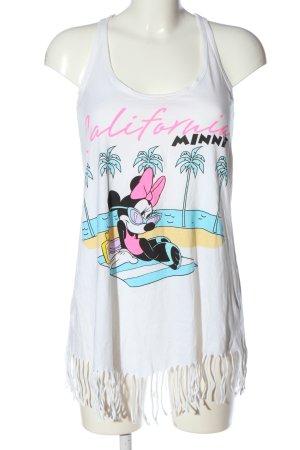 Disney Print-Shirt Motivdruck Casual-Look