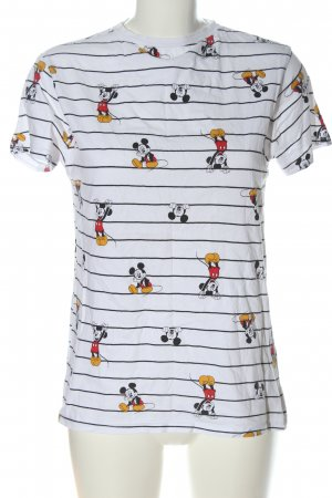 Disney Print-Shirt Animalmuster Casual-Look