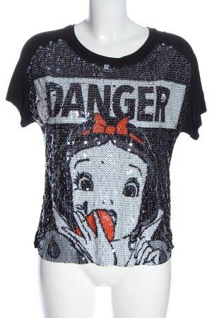 Disney T-shirt imprimé imprimé avec thème style décontracté