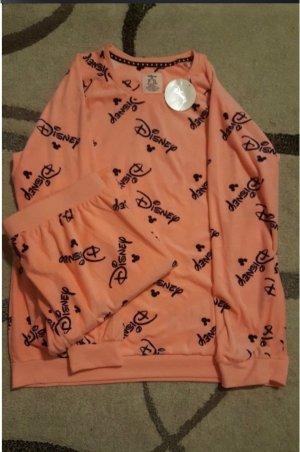 Disney Pyjama Anzug kuschelig Bloggerstyle