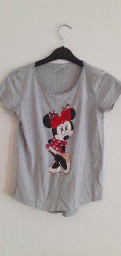 Disney Camiseta estampada gris