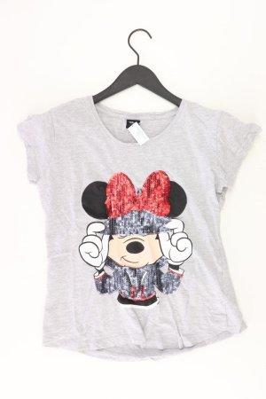 Disney Shirt Größe M grau aus Baumwolle
