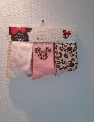 Disney Socken Minnie Maus Gr. 35-38