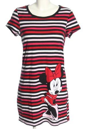 Disney Stretchkleid Allover-Druck Casual-Look