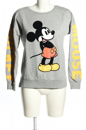 Disney Sweatshirt meliert Casual-Look
