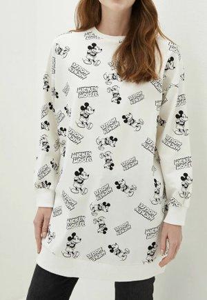 Disney Sweat Shirt natural white-black