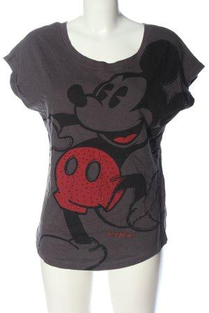 Disney T-Shirt themed print casual look