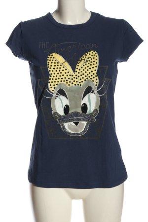 Disney T-shirt Stampa a tema stile casual