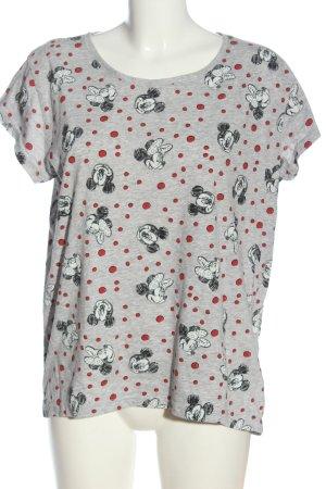 Disney T-shirt Na całej powierzchni W stylu casual