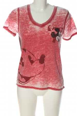 Disney T-Shirt meliert Casual-Look