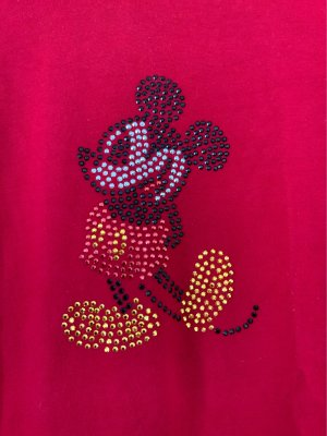 Disney Camicia fantasia multicolore Viscosa
