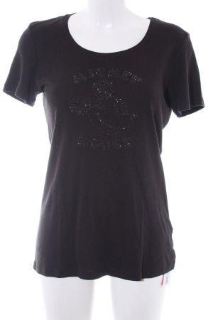 Disney T-Shirt schwarz Casual-Look