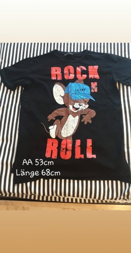CREP Print Shirt black