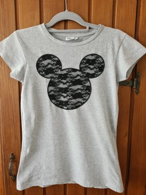 Disney T-shirt gris clair