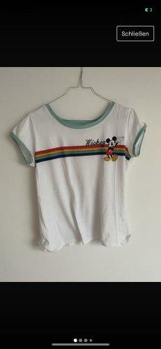 Disney T-shirt bianco