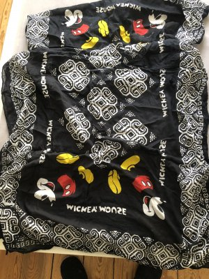 Disney Shoulder Scarf black-white