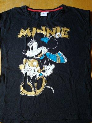 Disney Print Shirt black