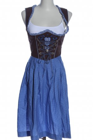 Distler Dirndl blue-black elegant