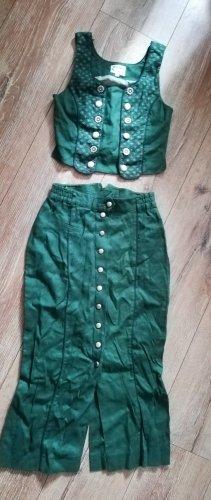 Distler Traditional Camisole dark green