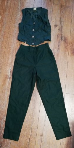 Distler Traditional Trousers dark green