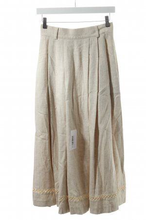 Distler Traditional Skirt beige classic style