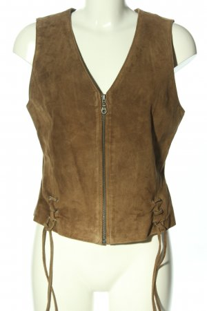 Distler Traditional Vest brown elegant