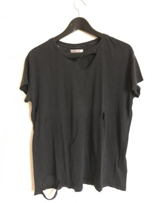Anine Bing T-shirt zwart